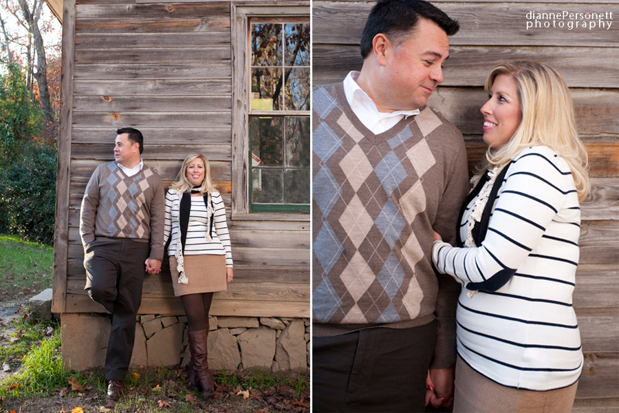 Carrigan Farms Charlotte engagement session