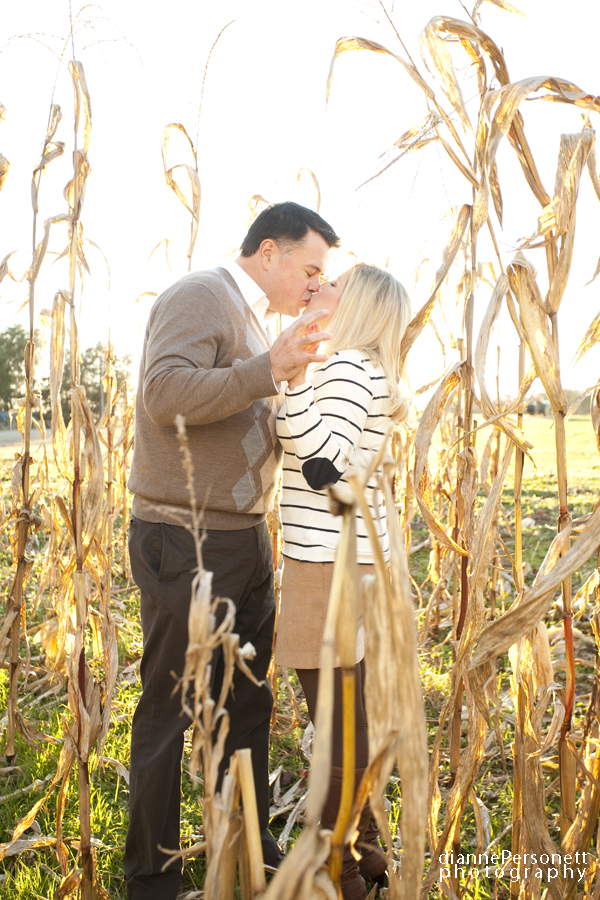 Carrigan Farms Charlotte engagement photos