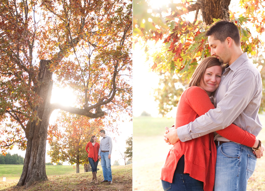Carrigan Farms Mooresville engagement photos