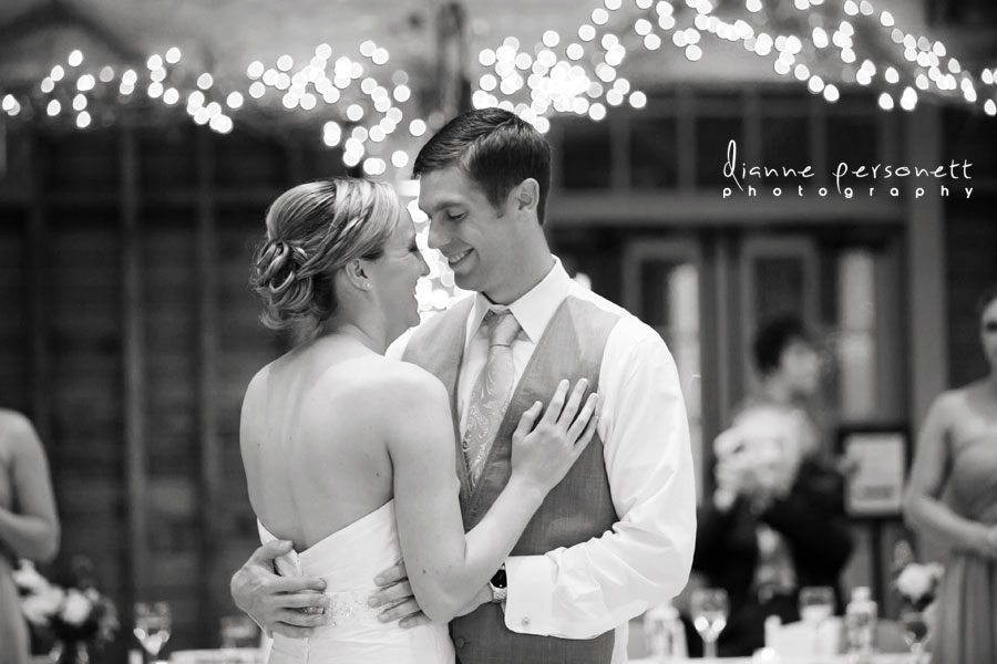 The Fair Barn Pinehurst wedding photos