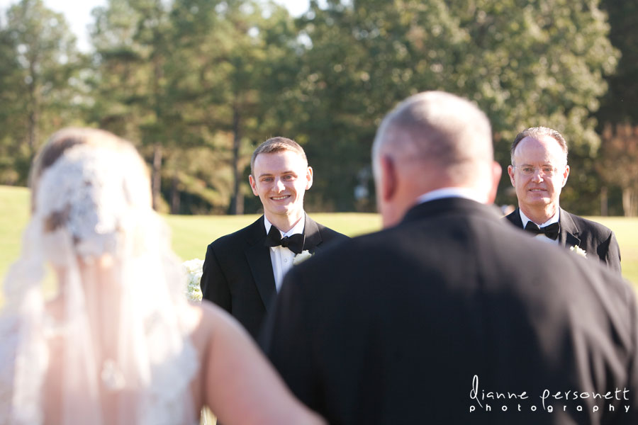 carmel country club charlotte wedding photos