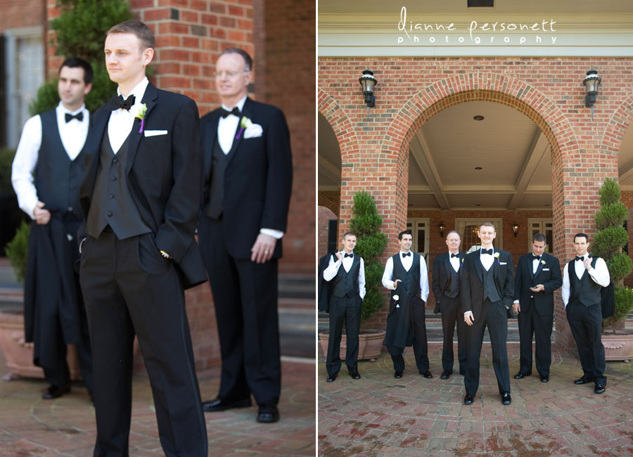 carmel country club charlotte wedding photographer