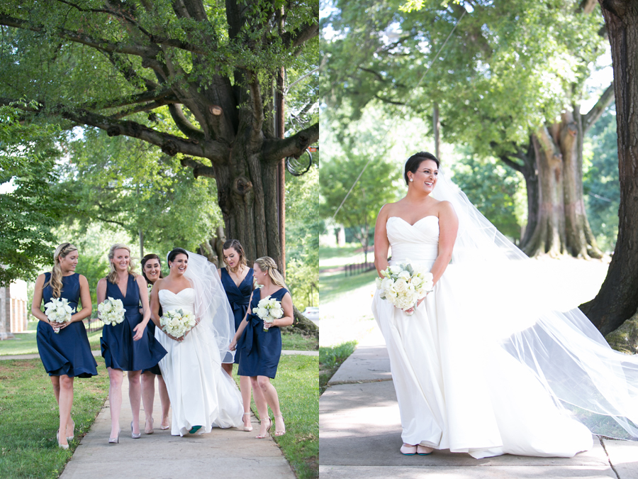 foundation for the carolinas wedding photos