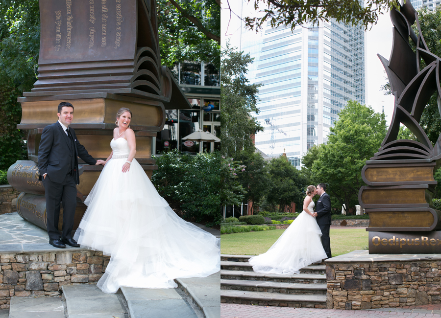 foundations for the carolinas wedding photos