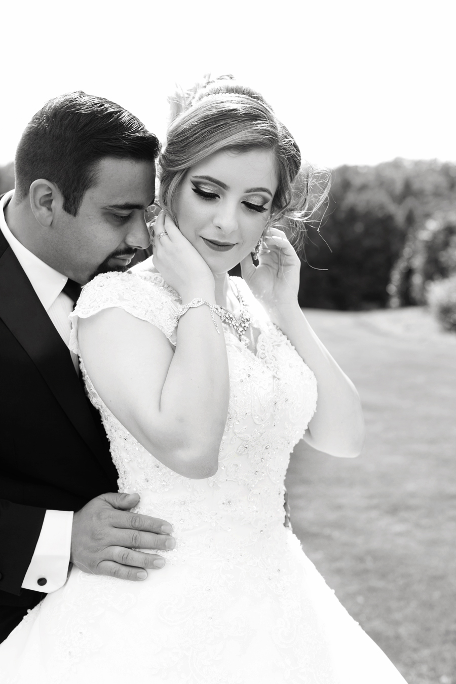 the palisades country club wedding photos
